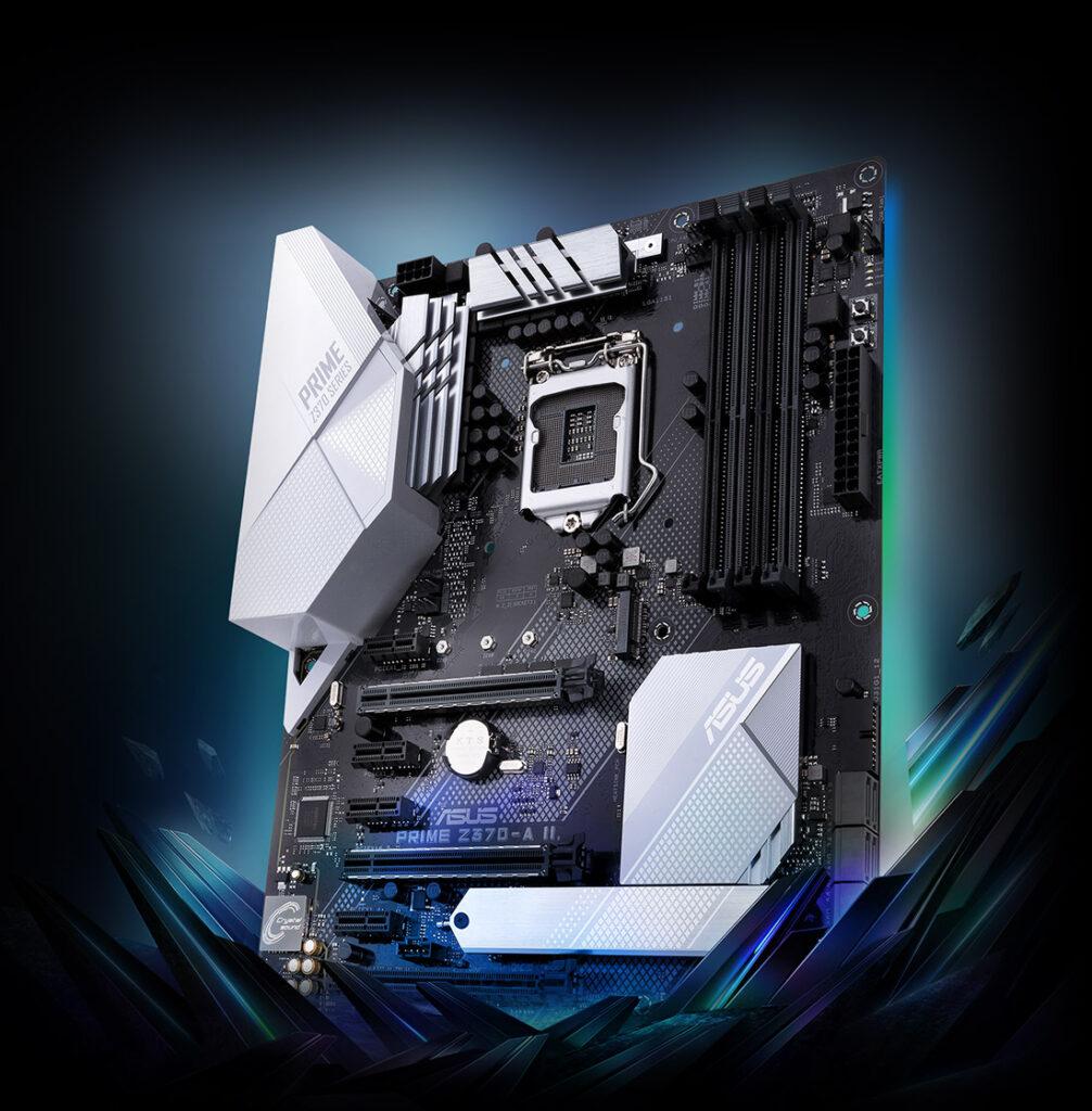 Motherboard For i7 8700k