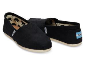 Tom Salpargata Shoes For Swollen