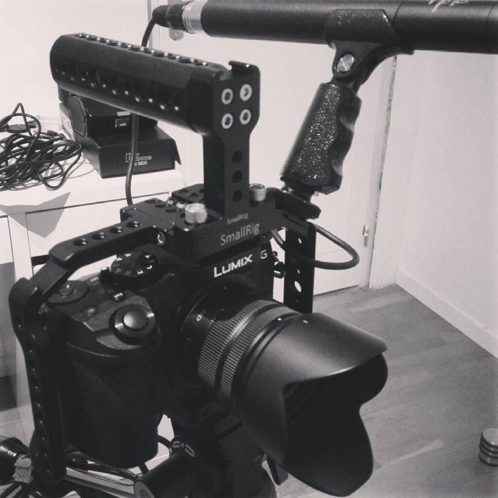 camera for filmmaking