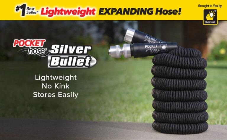 Silver bullet Pocket hose