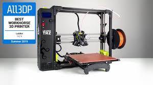 LulzBot TAZ 6 – Best for Control Over Details