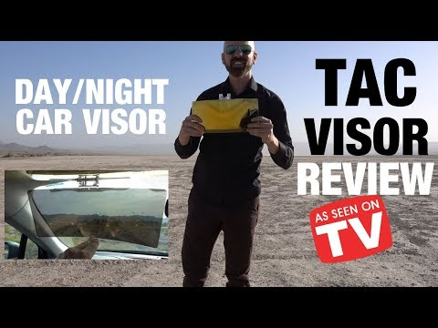 Tac visor reviews