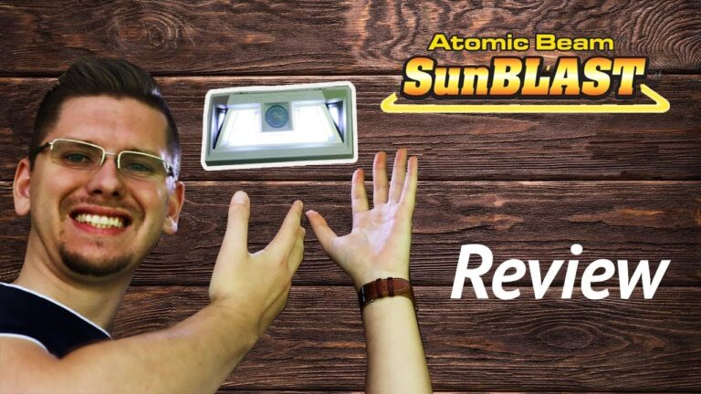 Atomic beam sunblast reviews