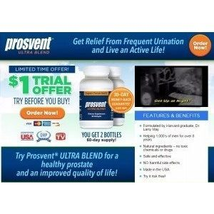 prosvent side effects