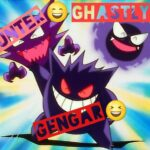 Best nature for gengar