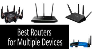 Router For Multiple Devices