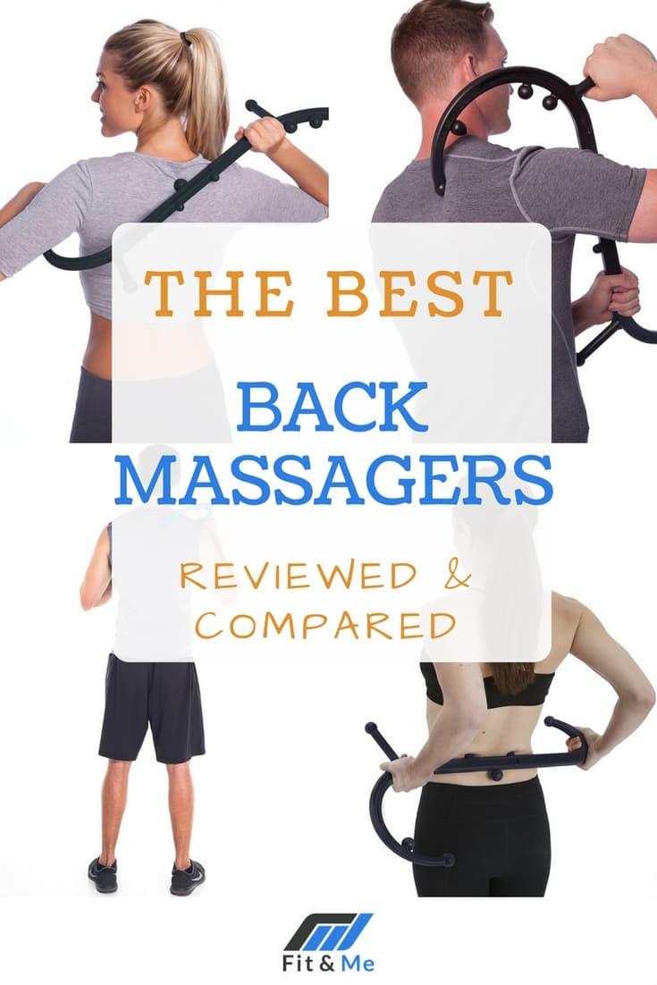 back massager for knots