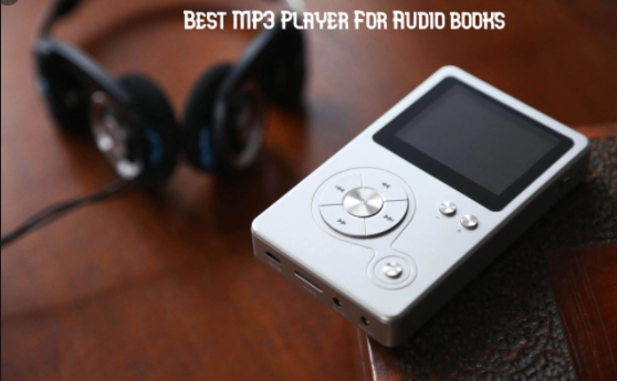 MP3 Player For Audiobooks