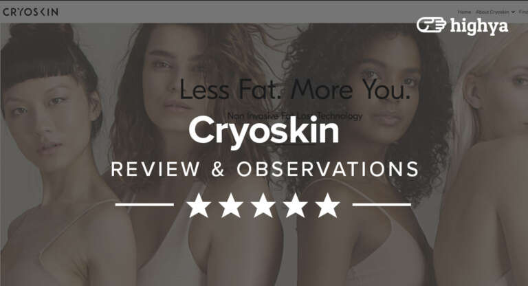 Cryoskin Reviews
