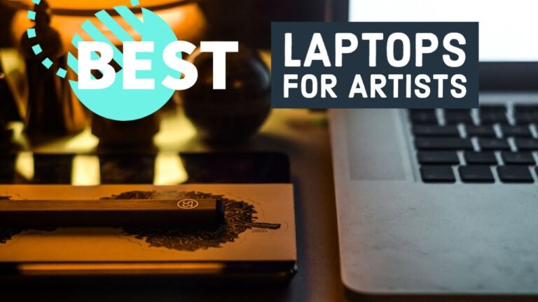 laptop for artists