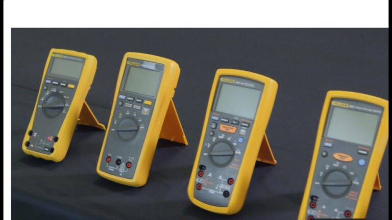 Which fluke multimeter to buy
