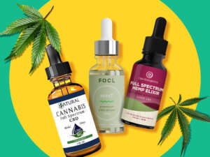 CBD Oil for Pain Under Tongue