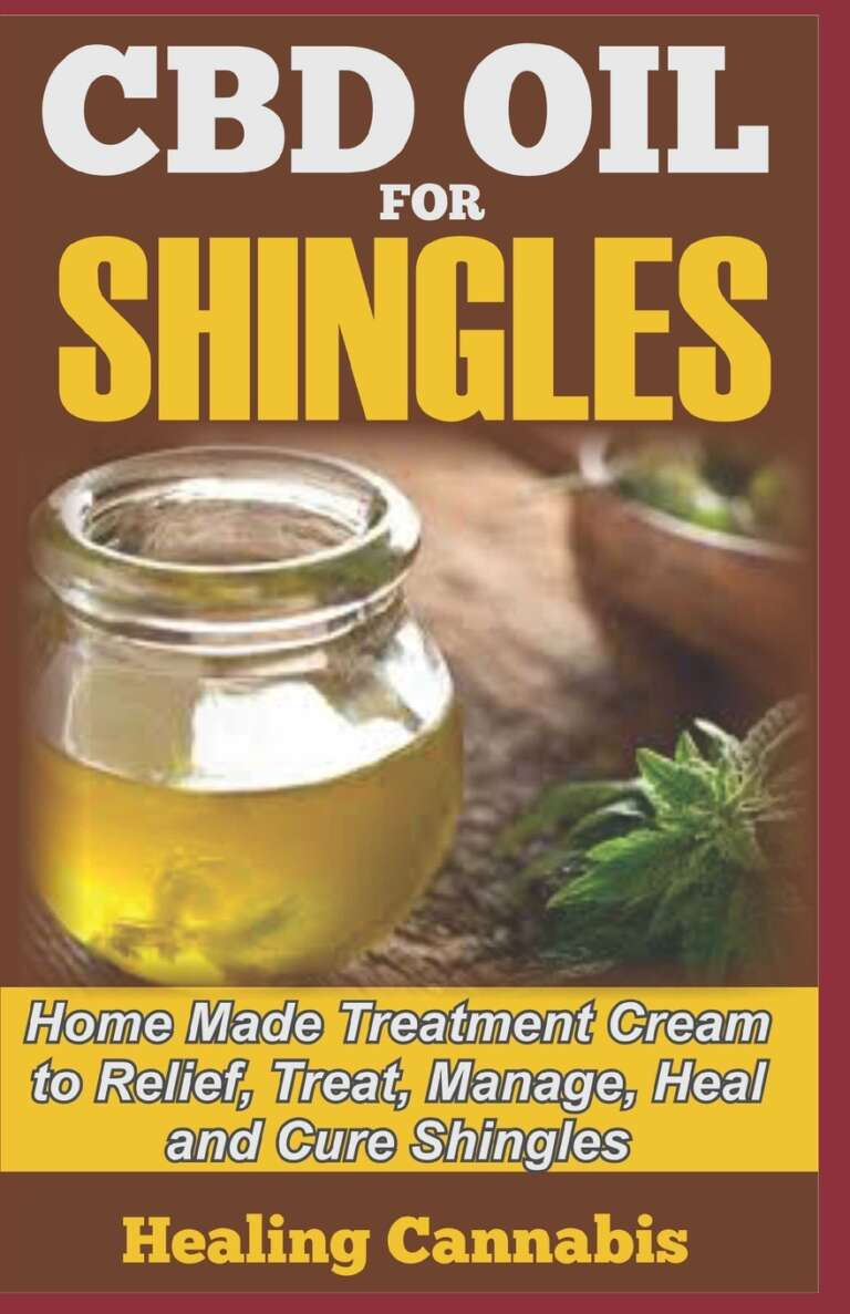 CBD Oil for Shingles Pain