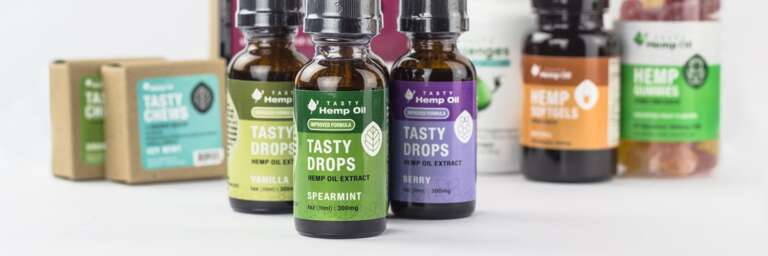 Tasty hemp oil reviews