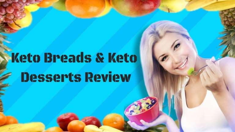Keto Breads and Keto Desserts Review
