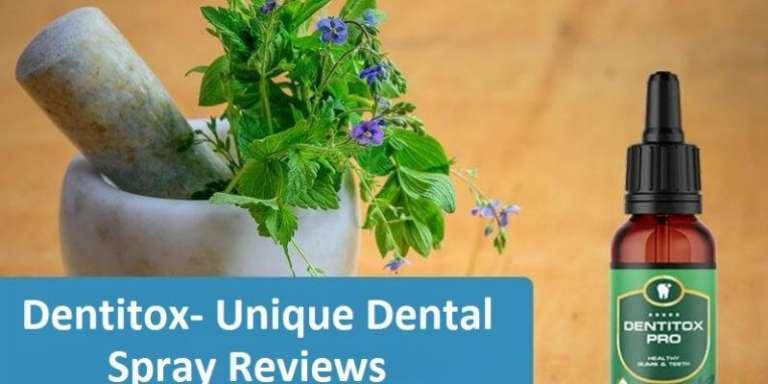 Dentitox - A Unique Dental Spray
