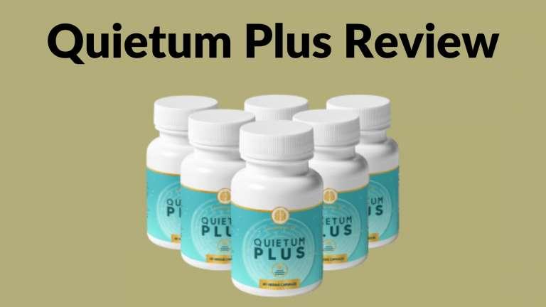 Quietum Plus Review - Top Ear Offer