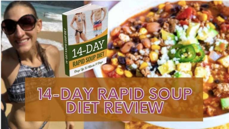 14 Days Rapid Soup Diet Reviews