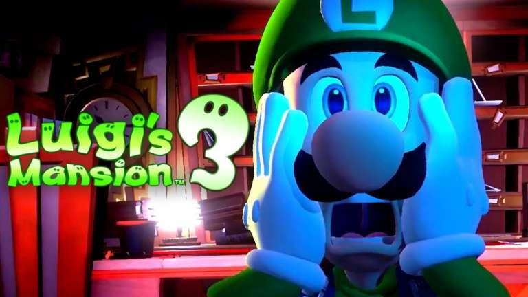 Luigi's Mansion Download for PC