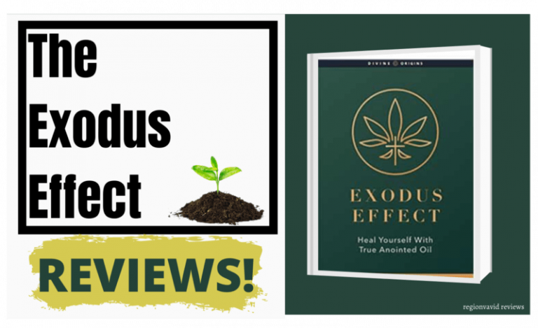 The Exodus Effect Oil Reviews