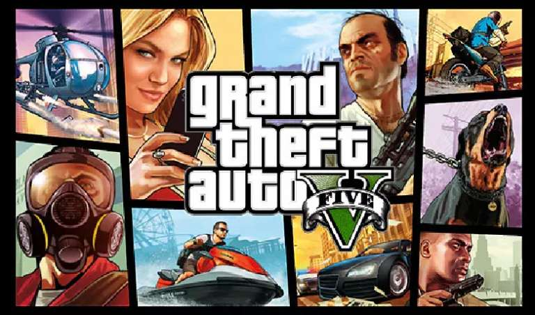 GTA 5 for PS3 Free Download
