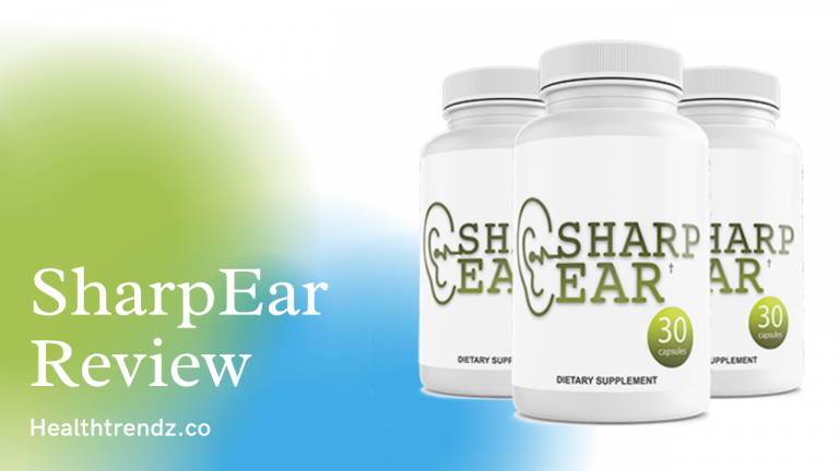 SharpEar Supplement Review