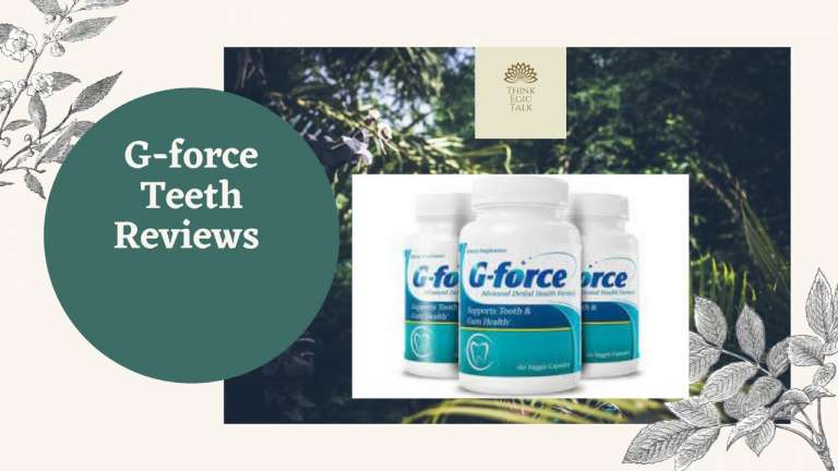 G-Force Teeth Supplement Reviews