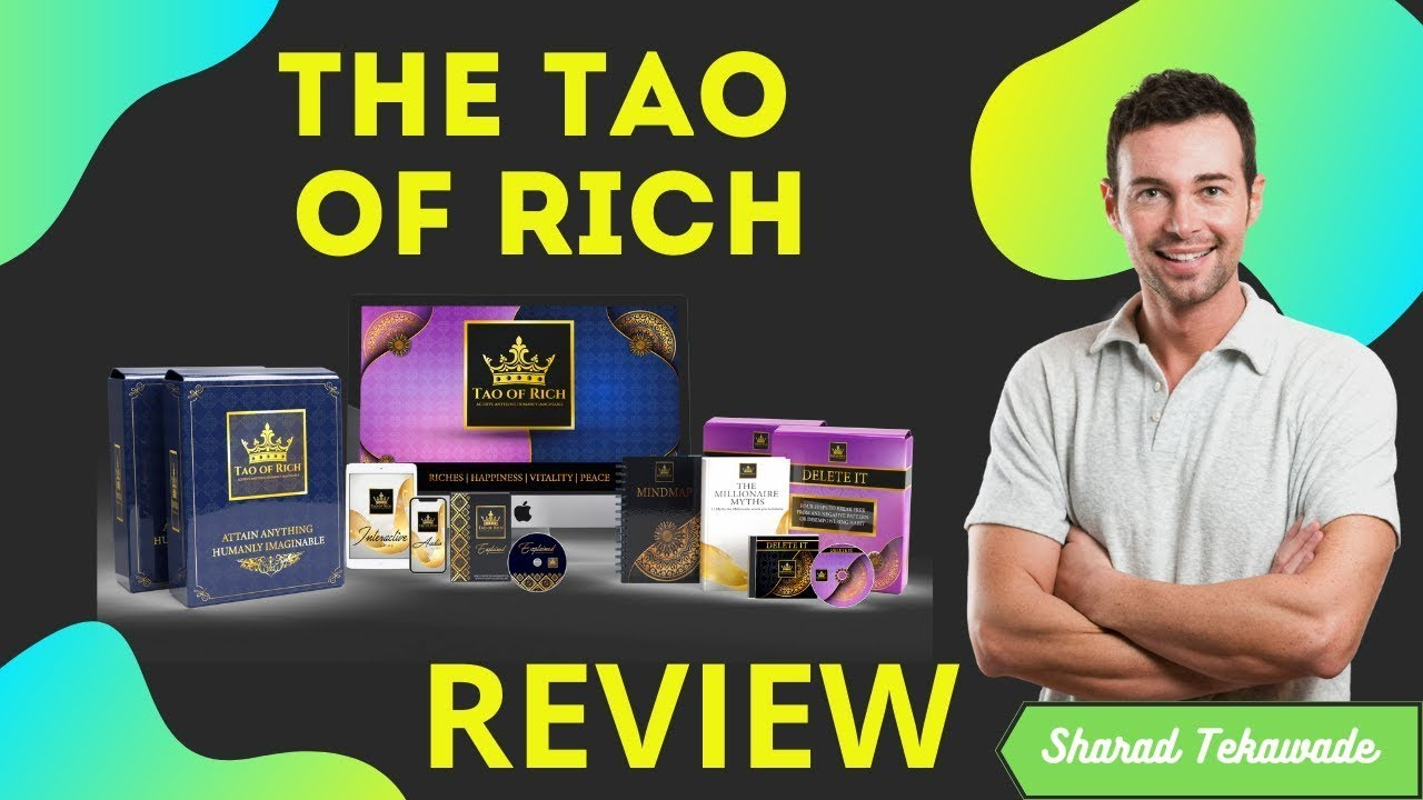Tao Of Rich Review